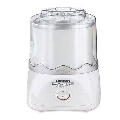 クイジナート(Cusinart) アイスクリーム&シャーベットメーカー ICE-20PCJ