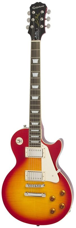 エピフォン(Epiphone) Les Paul Standard Plus Top Pro
