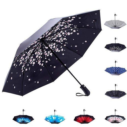 Fidus ワンタッチ自動開閉折りたたみ傘