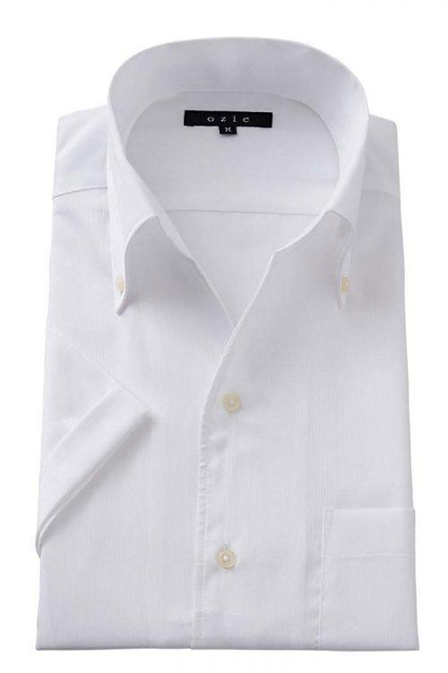 オジエ(ozie) 半袖ワイシャツ クールマックス 高級