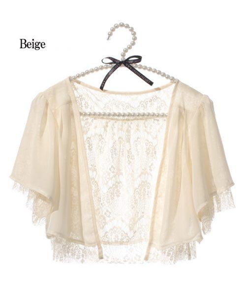 ドレスライン(Dress Line) パーティーボレロ stir004