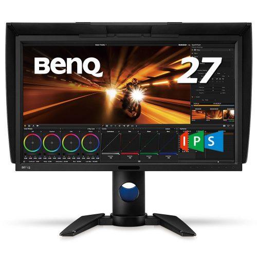 ベンキュー(BenQ) カラーマネジメントモニター 27インチ PV270