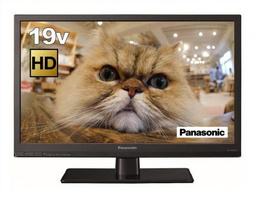パナソニック(Panasonic) ハイビジョン液晶テレビ VIERA TH-19E300 19V型