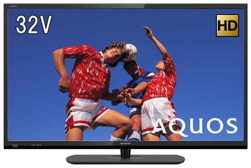 シャープ(SHARP) ハイビジョン液晶テレビ AQUOS 2T-C32AE1 32V型