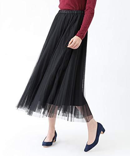 ティティベイト(titivate) チュールプリーツスカート