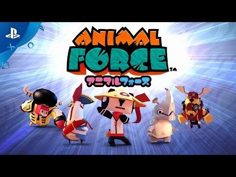 Animal Force - ソニー・インタラクティブエンタテインメント