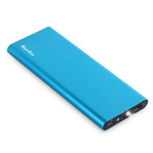 KYOKA 薄型モバイルバッテリー 11200mAh PZXC118La