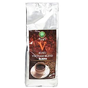 クク(KUKU) ベトナムブレンドコーヒー ベトナム産ロブスタ種