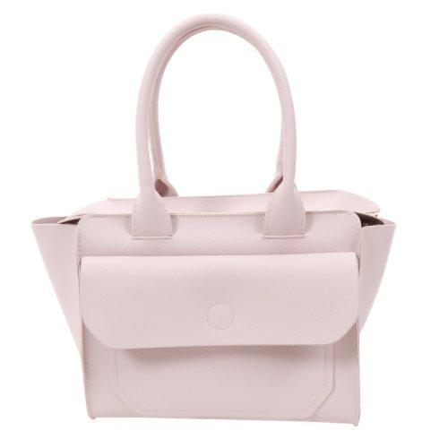神戸レタス(KOBE LETTUCE) 一枚革フロントポケットバッグ