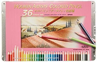 ホルベイン(holbein) アーチスト色鉛筆 OP930 36色セット