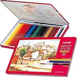 三菱鉛筆 ユニ ウォーターカラー 36C