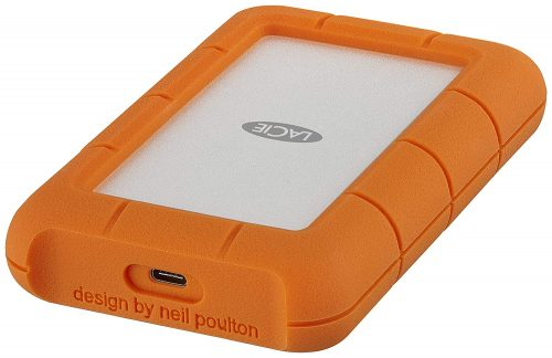 ラシー(LaCie) Rugged Secure STFR2000403