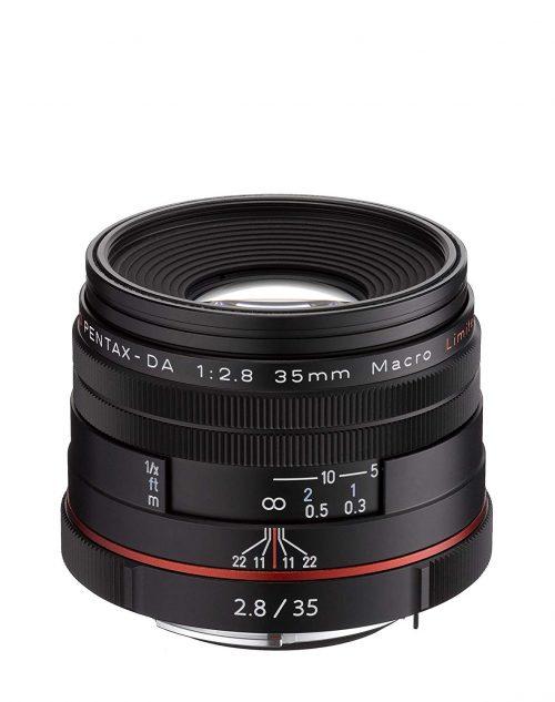ペンタックス(PENTAX) HD PENTAX-DA 35mmF2.8 Macro Limited