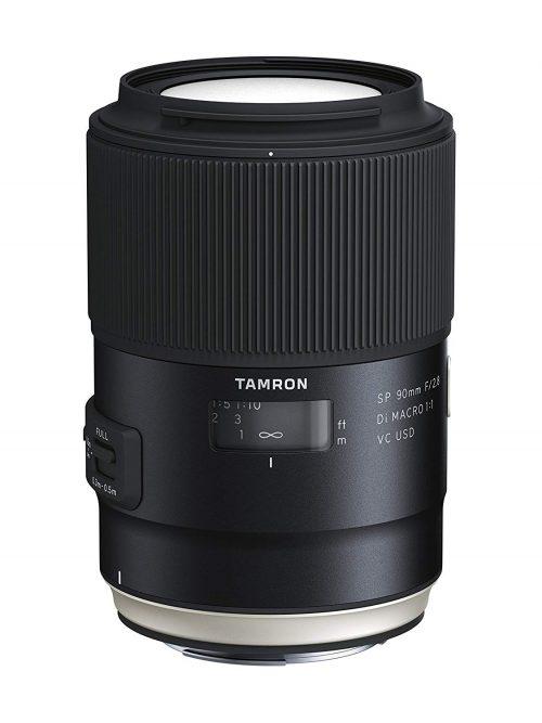 タムロン(TAMRON) SP 90mm F/2.8 Di MACRO 1:1 VC USD キヤノン用