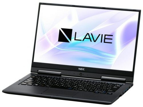 日本電気(NEC) LAVIE Hybrid ZERO PC-HZ550LAB