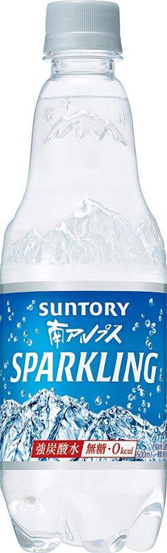 サントリー(SUNTORY) 天然水 南アルプス スパークリング