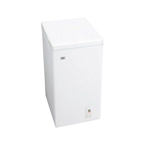 ハイアール(Haier) 上開き式冷凍庫 66L JF-NC66F