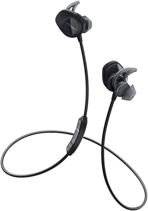 ボーズ(Bose) ワイヤレスイヤホン SoundSport wireless headphones