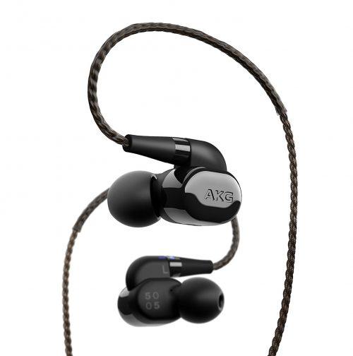 アーカーゲー(AKG) Bluetooth/ハイレゾ対応カナル型イヤホン N5005