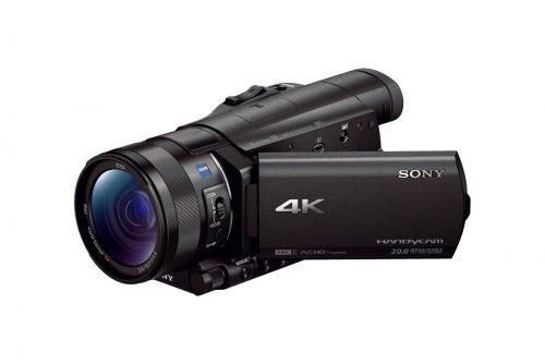 ソニー(SONY) デジタル4Kビデオカメラレコーダー Handycam FDR-AX100