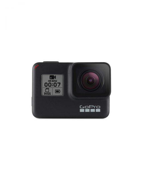 ゴープロ(GoPro) 4K60アクションカメラ HERO7 Black CHDHX-701-FW