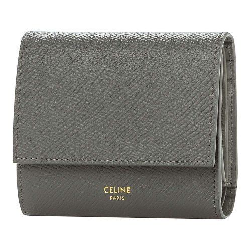 セリーヌ(CELINE) 三つ折り財布