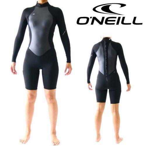 オニール(O'neill) ウェットスーツ レディース ロングスプリング