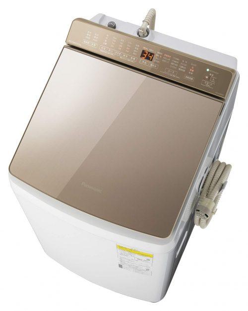 パナソニック(Panasonic) 洗濯乾燥機 9kg NA-FW90K7