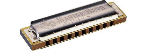ホーナー(HOHNER) ブルースハープ マリンバンドクラシック 1896/20CL