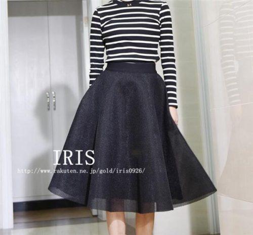 アイリス(IRIS) チュールスカート