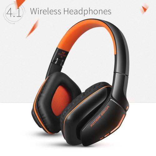 KOTION EACH Bluetooth 4.1 ワイヤレスヘッドホン B3506