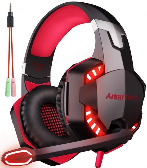 ARKARTECH G2000 ゲーミング ヘッドセット
