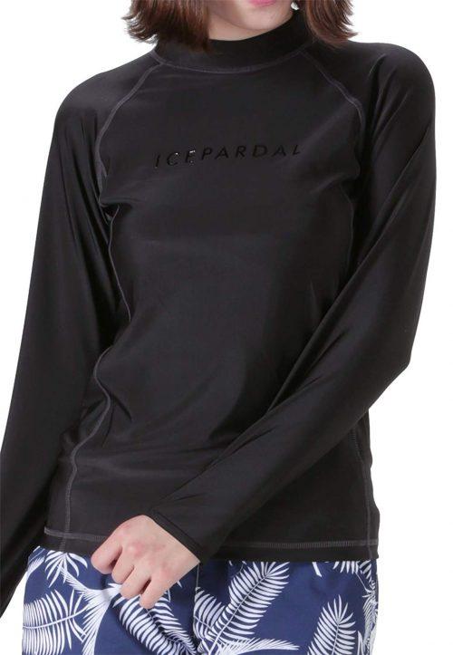 アイスパーダル(ICEPARDAL) ラッシュガード レディース 長袖 Tシャツ