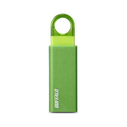 バッファロー(BUFFALO) ノックスライド式USBメモリ RUF3-KS16GA