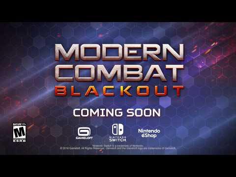 モダンコンバット Blackout - ゲームロフト
