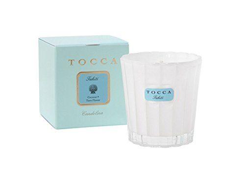トッカ(TOCCA) フレグランス キャンドル タヒチ4340