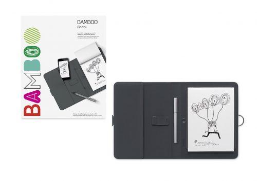 ワコム(Wacom) Bamboo Spark with gadget pocket CDS600GG
