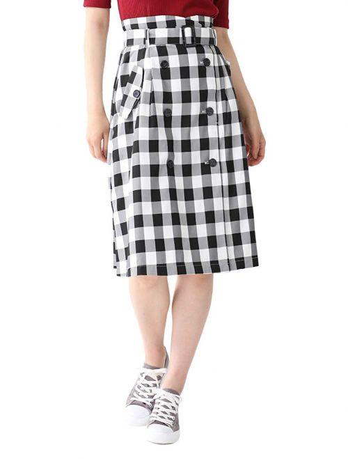 ハニーズ(Honeys) トレンチ風スカート