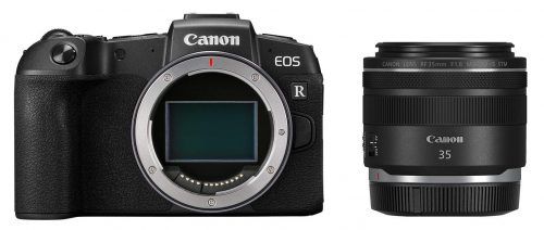 キヤノン(Canon) ミラーレス一眼 カメラ EOS RP RF35 MACRO IS STM レンズキット