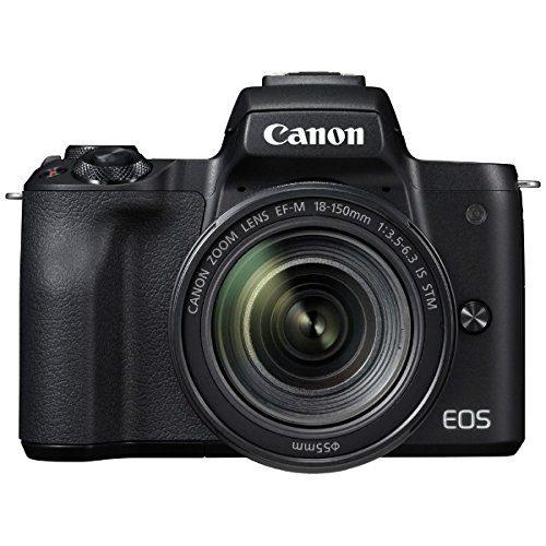 キヤノン(Canon) ミラーレス一眼 EOS Kiss M レンズキット