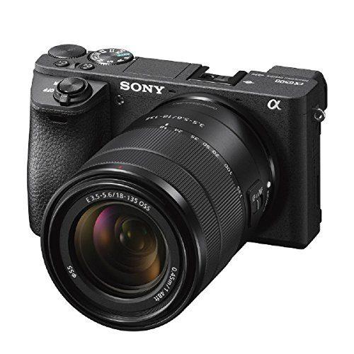 ソニー(SONY) ミラーレス一眼カメラ α6500 高倍率ズームレンズキット ILCE-6500M