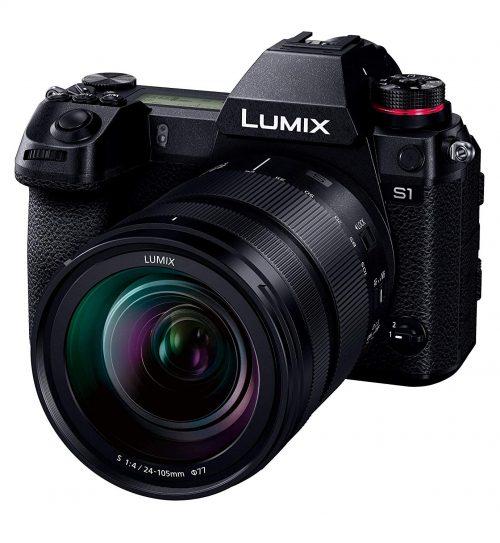 パナソニック(Panasonic) LUMIX DC-S1M 標準ズームSレンズキット