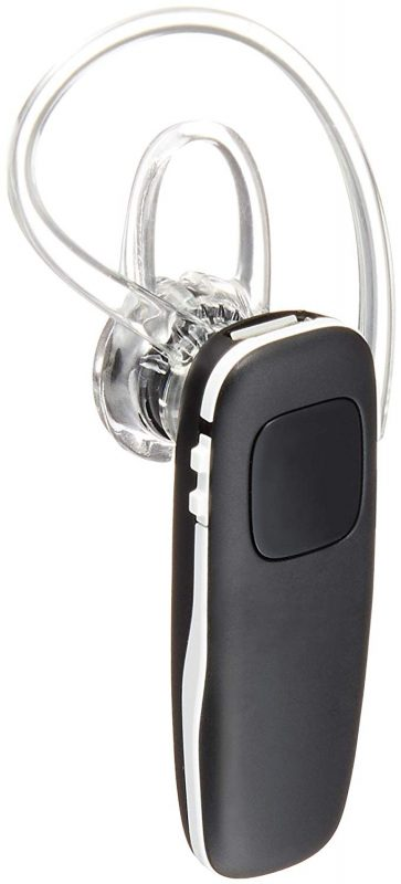 プラントロニクス(PLANTRONICS) Bluetooth ワイヤレスヘッドセット(モノラルイヤホンタイプ) M70 Black-White M70-BW