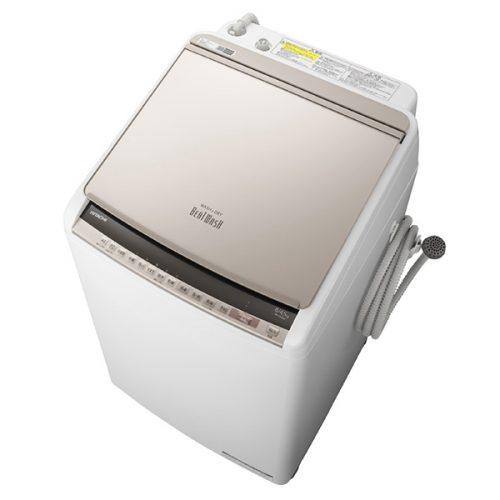 日立(HITACHI) 洗濯乾燥機 ビートウォッシュ BW-DV80E