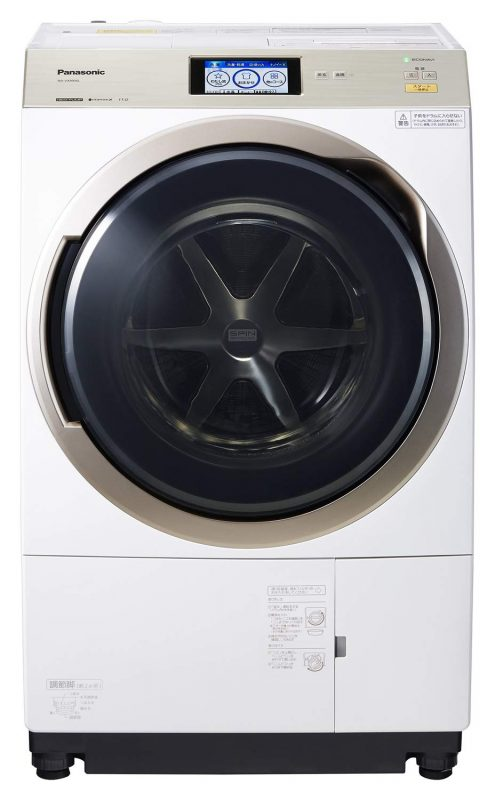 パナソニック(Panasonic) ななめドラム洗濯乾燥機 NA-VX9900L