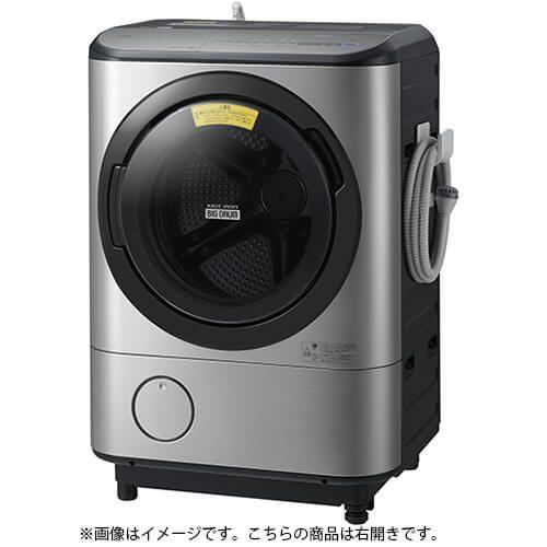 日立(HITACHI) ドラム式洗濯乾燥機 BD-NX120CR