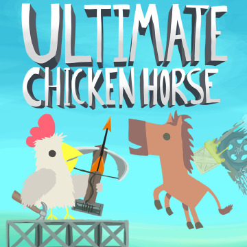 Ultimate Chicken Horse - Clever Endeavour Games