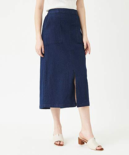 ティティベイト(titivate) フロントスリットデニムタイトスカート ATJR4017