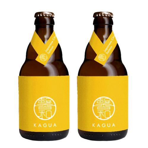ファーイーストブルーイング(Far Yeast Brewing) 馨和 KAGUA Japanese Citrus Saison