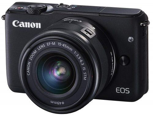 キヤノン(Canon) EOS M10 レンズキット EOSM10BK-1545ISSTMLK